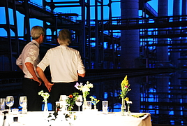 Eventlocation die kokerei Zollverein
